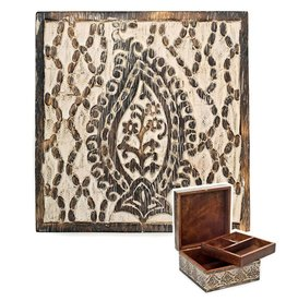 Matr Boomie Antique Finish Jewelry Box