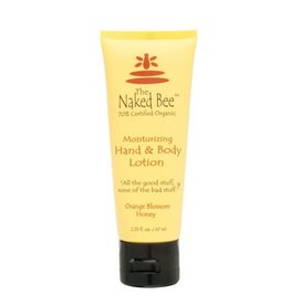 Naked Bee Orange Blossom Honey Hand & Body Lotion 2.25 oz
