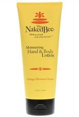 Naked Bee Orange Blossom Honey Hand & Body Lotion 6.7oz