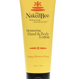 Naked Bee Orange Blossom Honey Hand & Body Lotion 6.7oz