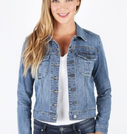 Kut from the Kloth Amelia Denim Jacket