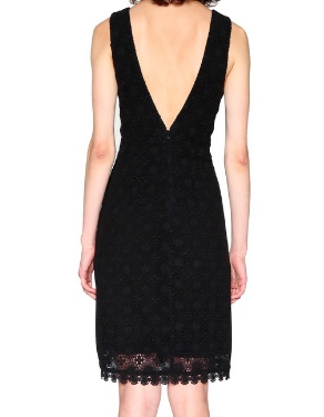 Desigual Julia Lace Dress