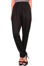 Tianello Solid Tencel Versatile Pant