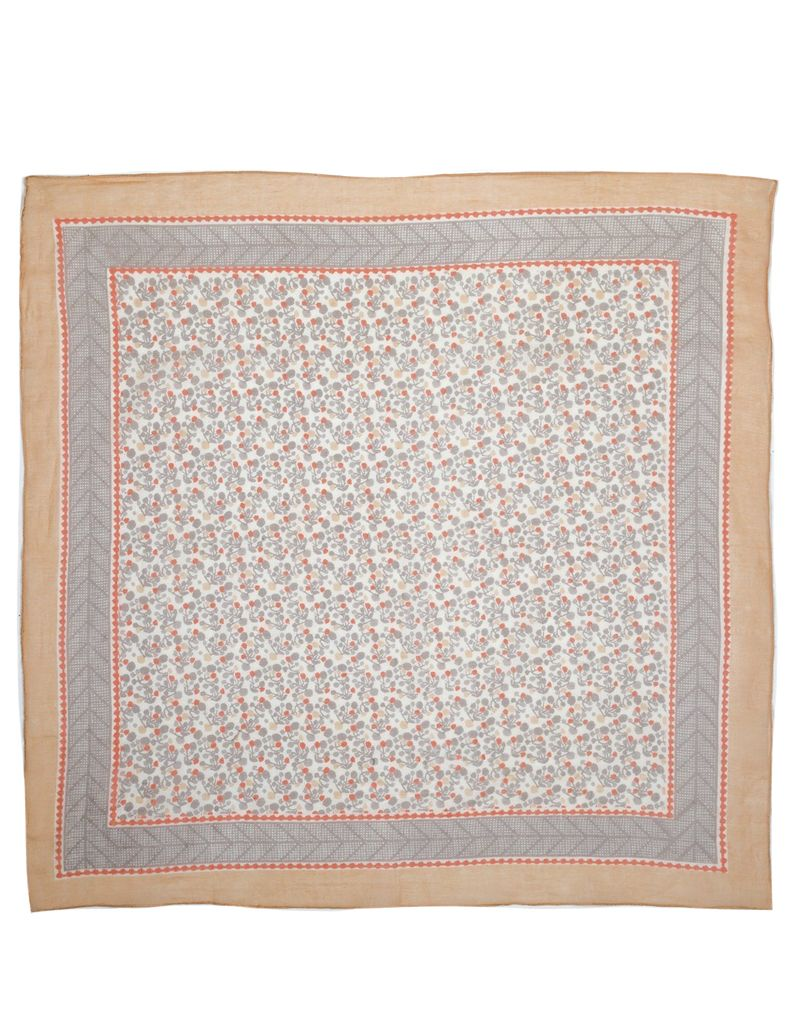 rockflowerpaper Larissa Cotton Kerchief Scarf