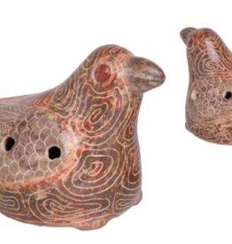 Tesoros Pottery Dove Ocarina