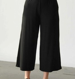 Cut Loose Wide Leg Crop Pant