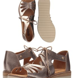 Pikolinos Alcudia Metallic Sandals