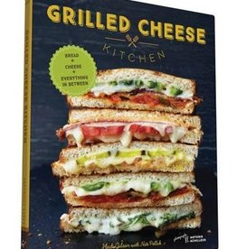 Hachette Grilled Cheese Kitchen Book