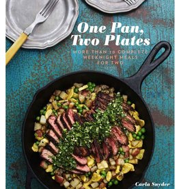 Hachette One Pan, Two Plates Book