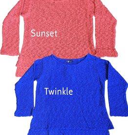 tanami , Hi/Lo Pullover Sweater