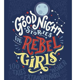Timbuktu Labs, Inc. Good Night Stories For Rebel Girls - Volume 1