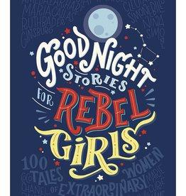 Timbuktu Labs, Inc. Good Night Stories For Rebel Girls - Volume 1