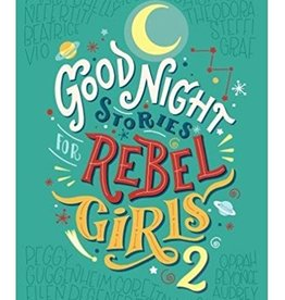 Timbuktu Labs, Inc. Good Night Stories For Rebel Girls - Volume 2