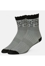 B.ella/Standard Merch Emmeline Patched 2 Tone Socks