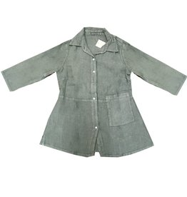 Cut Loose Pocket Shirt