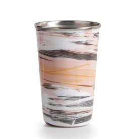 Illume Coconut Milk Mango Enameled Tumbler, Soy