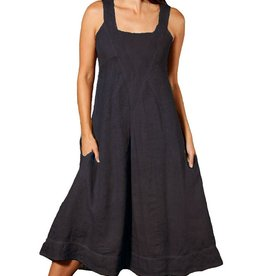 Porto Square Neck Dress