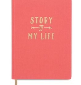 designworks Story Of My Life Cloth Book