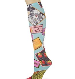 Sox Trot Pinup Knee Highs