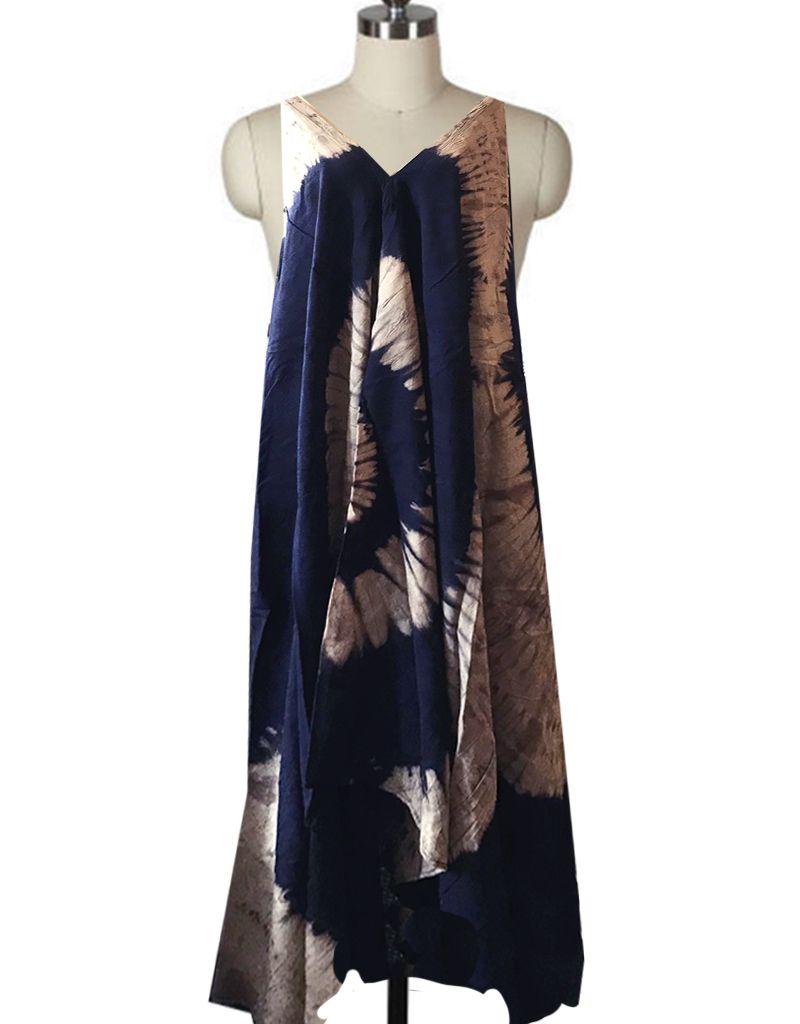 Rubyzaar Halter Maxi Dress