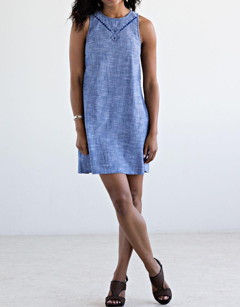 Mata Traders Fresco Shift Dress