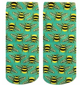 Living Royal Bees Ankle Socks