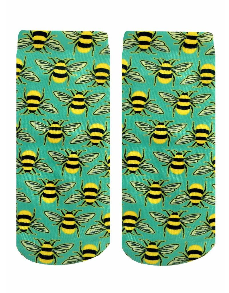 Living Royal Bees Ankle Socks
