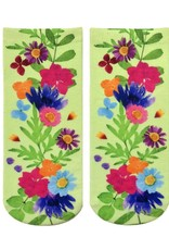 Living Royal Pressed Flowers Ankle Socks