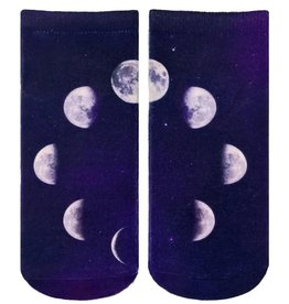 Living Royal Moon Phases Ankle Socks