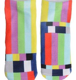 Living Royal TV Warning Ankle Socks