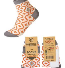 Conscious Step Socks That Fight Malaria