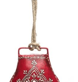 Matr Boomie Henna Treasure Bell-Large Red