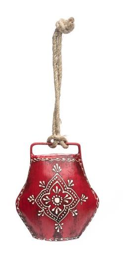 Matr Boomie Henna Treasure Bell-Large Red