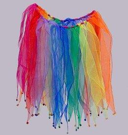 jeannie's Rainbow Jewel Tutu w/Hair Tie
