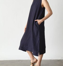 Cut Loose Easy Tank Linen Dress