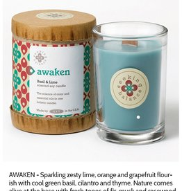 Root Candles Seeking Balance 6.5oz Candle