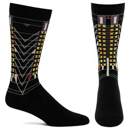 Ozone Designs FLW Tree of Life Socks Men's