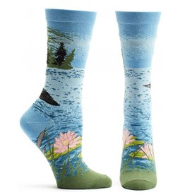 Ozone Designs Loon Lake Socks Women's