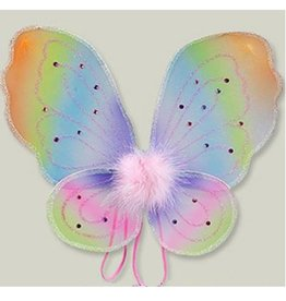 Jeannie's Jedzeble Rainbow Butterfly Wings