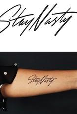 Tattly Stay Nasty Tattoo