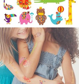 Tattly Menagerie Tattoo Set