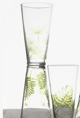Roost Fern & Frond Glass- Large