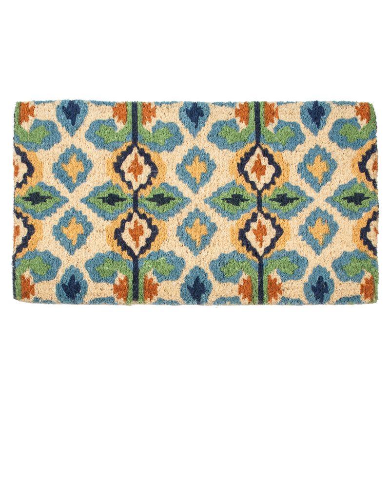 Abbott Tile Pattern Doormat 18x30