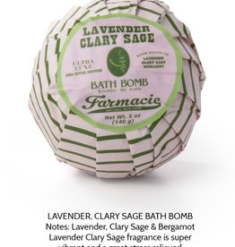 Soap & Paper Factory Farmacie 5oz Bath Bomb