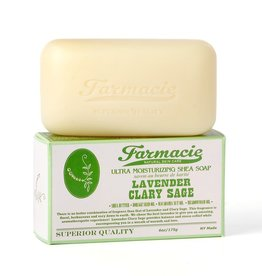 Soap &amp; Paper Factory Lavender Clary Sage bar soap<br />