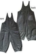 Cut Loose Overalls Natural Linen