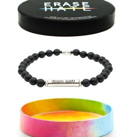 Chavez Erase hate Bracelet - Matthew Shepard Foundation