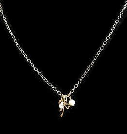 Clara Beau Tiny Bow Necklace