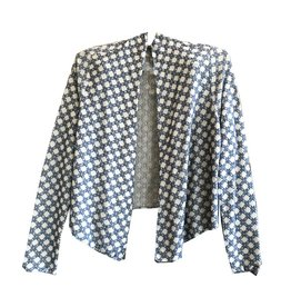 Cut Loose Tencel Mesh Cropped Cardigan