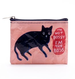 Blue Q I'm Not Bossy Coin Purse